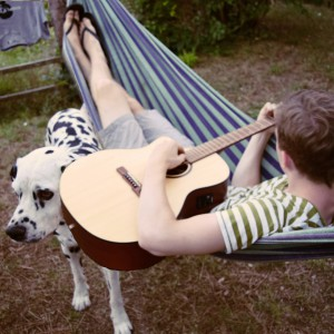 RBH_Dog+Guitar