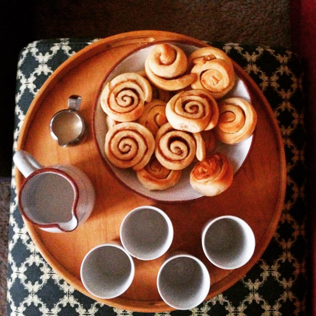 These are a legend in the family! katrinbongard cinnamonbuns !hellip