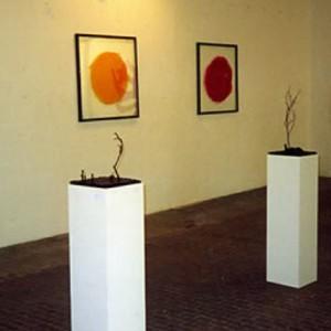 Ausstellung Evolution mit Katrin Bongard, 2004