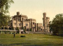 220px-Schloss_Babelsberg_um_1900