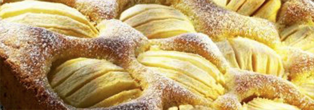 Neuanfang mit Apfelkuchen